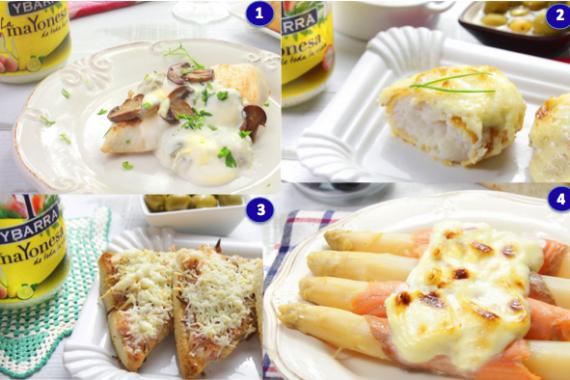Platos para sorprender ybarra en tu cocina - Platos para sorprender ...