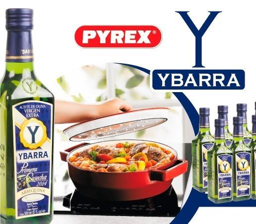 Promoción Ybarra & Pyrex