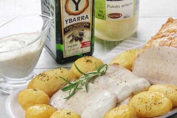 Aceite de oliva virgen extra ybarra ybarra en tu cocina part 2 - Judias verdes ybarra ...