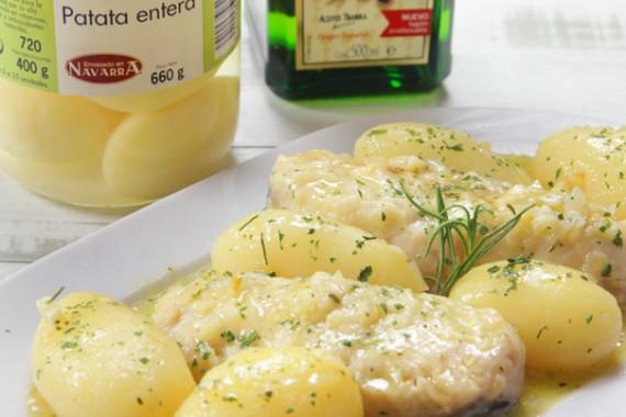Recetas con pescado ybarra en tu cocina - Judias verdes ybarra ...