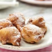 recetas ybarra de bunuelos de manzana