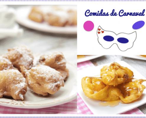 recetas de carnaval ybarra