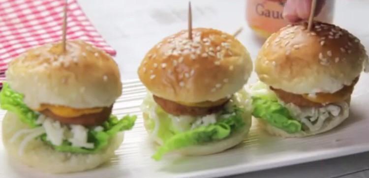 Bocaditos de Nuggets con Salsa Gaucha Ybarra