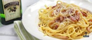 espagueti carbonara ybarra