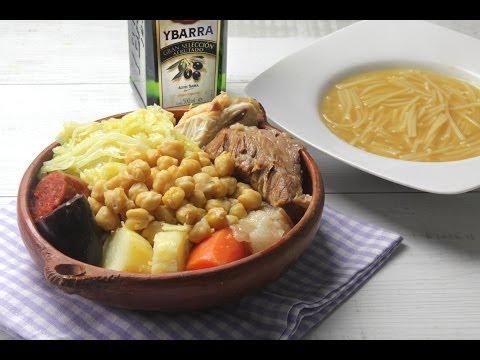 Cocido Madrileño en Ybarra