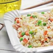 arroz frito tres delicias ybarra