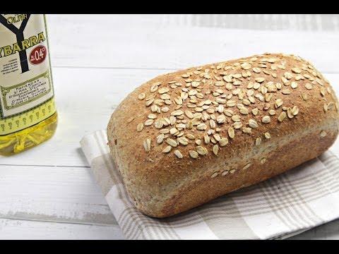 Pan de molde de Semillas Ybarra