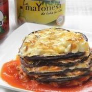 timbal de berenjenas tomate ybarra