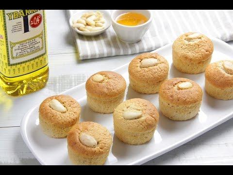 Pastelillos de Miel y Aceite de Oliva Suave Ybarra