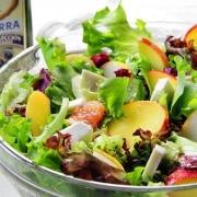 ensalada frutas vinagreta dulce ybarra
