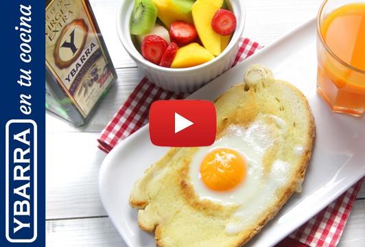 Desayuno fácil y saludable