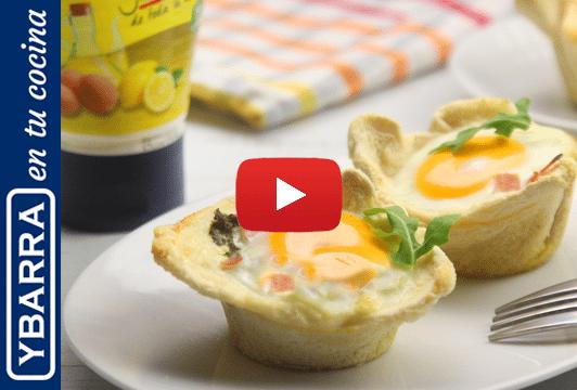 Huevos en molde