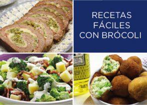 recetas fáciles con brócoli
