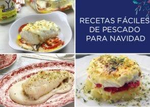 recetas fáciles de pescado para navidad