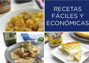 recetas fáciles y económicas