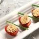 aperitivos de navidad recetas ybarra tomatitos rellenos con mayonesa