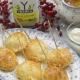 aperitivos de navidad recetas ybarra de piruletas con jamon, queso y mayonesa
