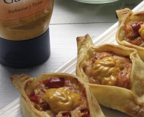 recetas-ybarra-barquitas-pollo-gaucha