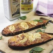 receta ybarra de berenjenas gratinadas con mayonesa