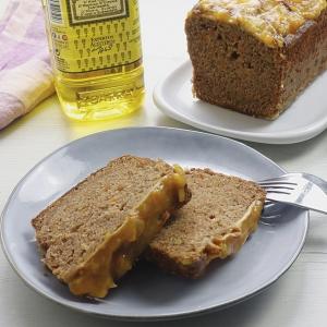 receta ybarra de bizcocho de manzana, zanahoria y canela