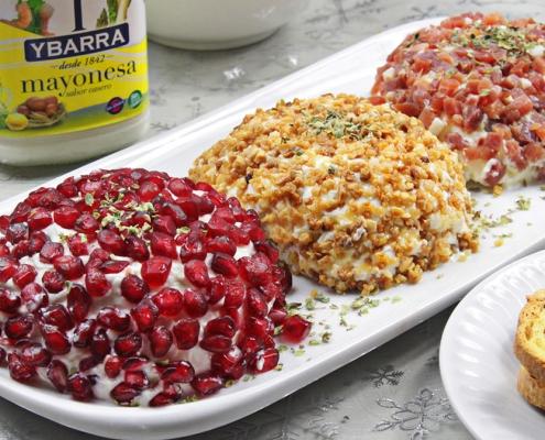 recetas ybarra bombones con aceite de oliva virgen extra