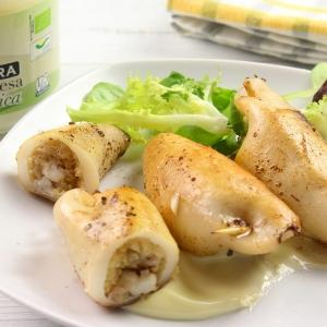 recetas ybarra calamares rellenos con mayonesa