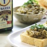 recetas ybarra caviar de berenjenas con aceite de oliva virgen extra