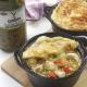 recetas ybarra cazuela de pollo con hojaldre y judias verdes redondas
