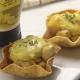 recetas ybarra cestitas de mango y hojaldre con mayonesa