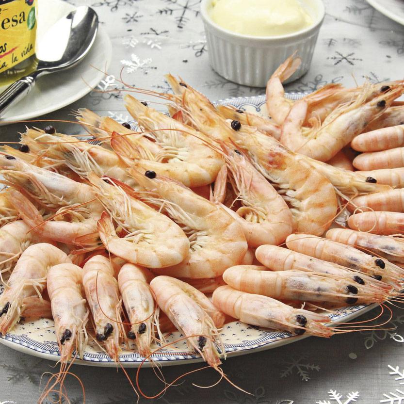 recetas ybarra de como cocer marisco con mayonesa