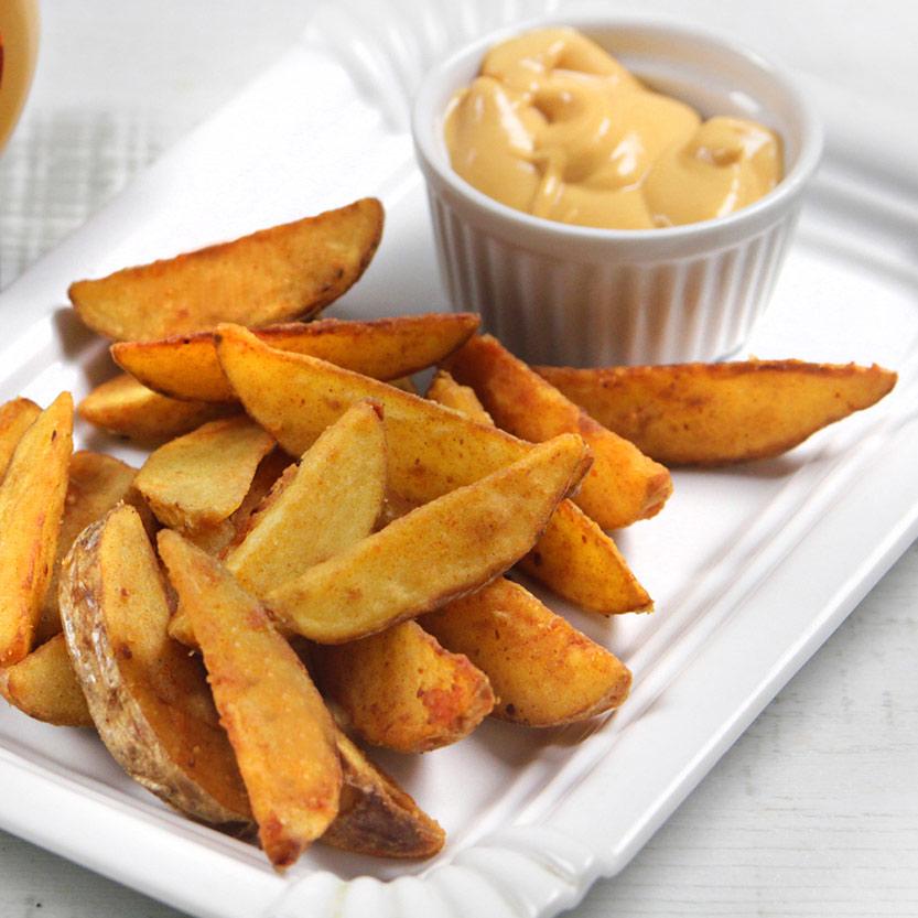 recetas ybarra cómo hacer patatas gajo