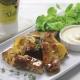 recetas ybarra costillas con alioli y manzana