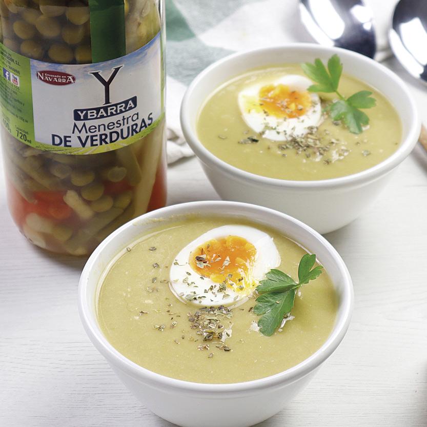 recetas-ybarra-crema-verduras-manzana-menestra de verduras