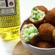 recetas ybarra croquetas de brocoli