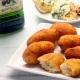 recetas ybarra croquetas al roquefort con nueces y aceite virgen extra