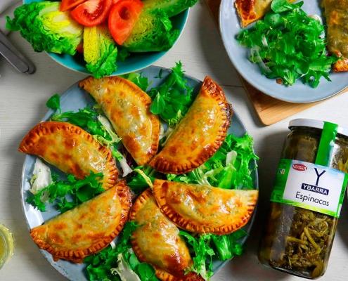recetas-ybarra-empanadillas-espinacas-hojaldre