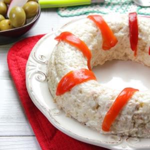 recetas ybarra ensalada de arroz con atun y mayonesa