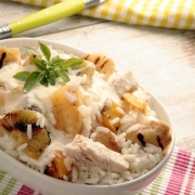 recetas ybarra ensalada de arroz y piña