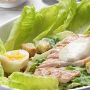 recetas ybarra ensalada cesar con salsa cesar