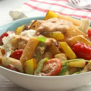 recetas ybarra ensalada de pasta para verano