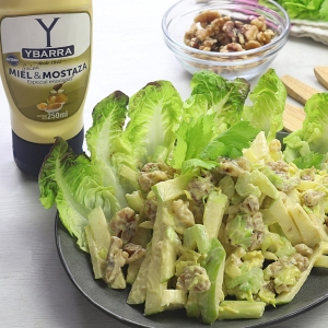 recetas-ybarra-ensalada_waldorf-salsa-miel-mostaza