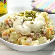 recetas ybarra ensaladilla alemana con mayonesa