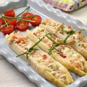 recetas ybarra esparragos rellenos con ensaladilla y mayonesa