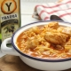 recetas ybarra fideos caldosas con salmon