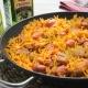 recetas ybarra de fideua de pollo, pavo y alioli