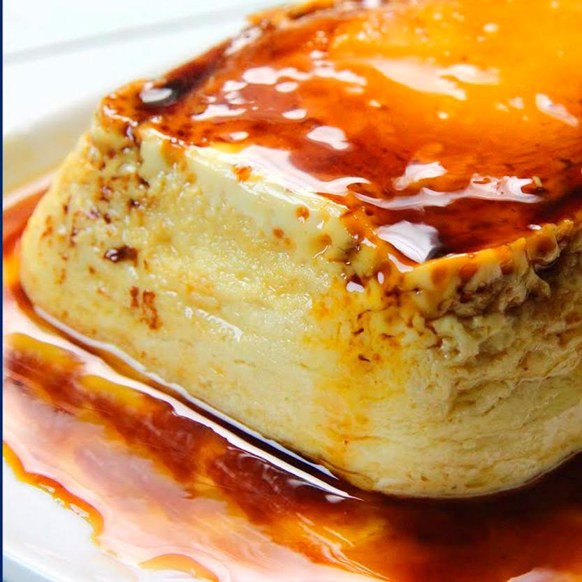recetas ybarra flan de queso