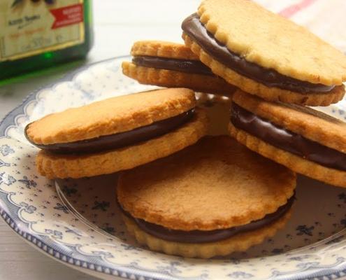 recetas ybarra galletas rellenas de chocolate