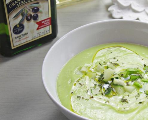 recetas ybarra gazpacho de aguacate