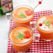 recetas ybarra gazpacho de sandia y aceite virgen extra