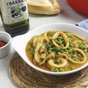 recetas-ybarra-guiso-calamares-guisantes